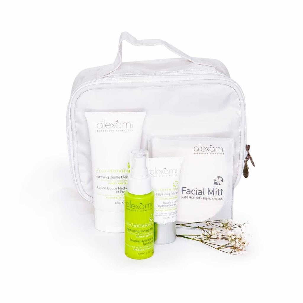 hydrabotanique basic skincare pack