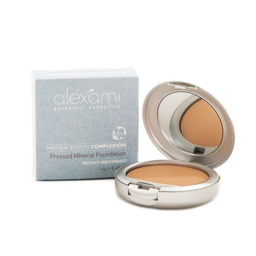 Alexami pressed mineral foundation
